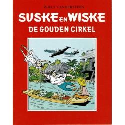 Suske en Wiske C39 - De gouden cirkel - reclame-uitgave Het Nieuwsblad 2005, ongekleurd