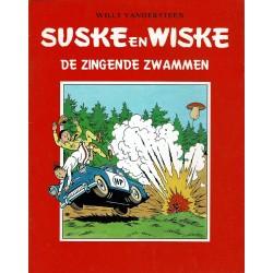 Suske en Wiske C40 - De zingende zwammen - reclame-uitgave Het Nieuwsblad 2005, ongekleurd
