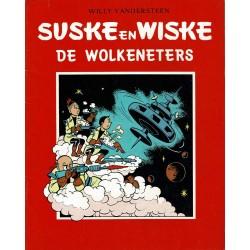 Suske en Wiske C41 - De wolkeneters - reclame-uitgave Het Nieuwsblad 2005, ongekleurd