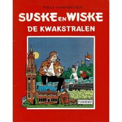 Suske en Wiske C46 - De kwakstralen - reclame-uitgave Het Nieuwsblad 2005, ongekleurd