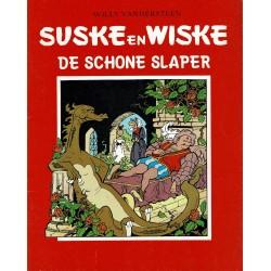 Suske en Wiske C53 - De schone slaper - reclame-uitgave Het Nieuwsblad 2006, ongekleurd