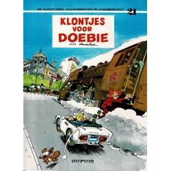 Robbedoes en Kwabbernoot - 021 Klontjes voor Doebie - herdruk