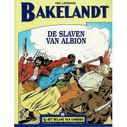 Bakelandt - De slaven van Albion - De unieke stripreeks Het Belang van Limburg