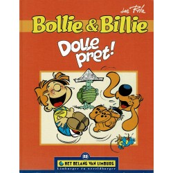 Bollie en Billie - Dolle pret! - De unieke stripreeks Het Belang van Limburg