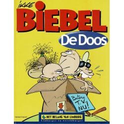Biebel - De doos - De unieke stripreeks Het Belang van Limburg