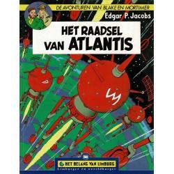 Blake en Mortimer - Het raadsel van Atlantis - De unieke stripreeks Het Belang van Limburg