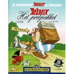 Asterix - Het pretpakket - 12 korte verhalen - De unieke stripreeks Het Belang van Limburg