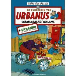 Urbanus - 032 Urbanus maakt reclame - herdruk - Standaard Uitgeverij
