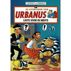 Urbanus - 039 Leute voor de meute - herdruk - Standaard Uitgeverij