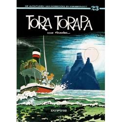 Robbedoes en Kwabbernoot - 023 Tora Torapa - herdruk