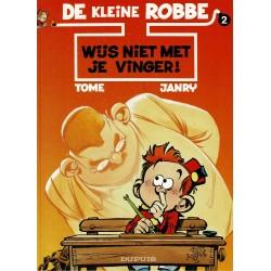 De kleine Robbe - 002 Wijs niet met je vinger! - eerste druk 1991