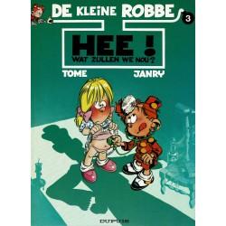 De kleine Robbe - 003 Hee! Wat zullen we nou? - eerste druk 1992
