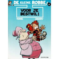 De kleine Robbe - 004 Voor je bestwil! - eerste druk 1994