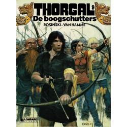 Thorgal - 009 De boogschutters - eerste druk 1985
