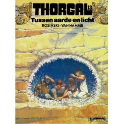 Thorgal - 013 Tussen aarde en licht - eerste druk 1988