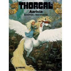 Thorgal - 014 Aaricia - eerste druk 1989