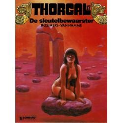 Thorgal - 017 De sleutelbewaarster - eerste druk 1991