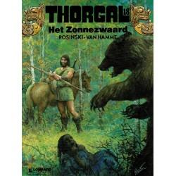 Thorgal - 018 Het zonnezwaard - eerste druk 1992