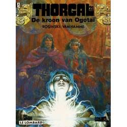 Thorgal - 021 De kroon van Ogotaï - eerste druk 1995