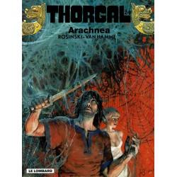 Thorgal - 024 Arachnea - eerste druk 1999