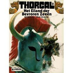 Thorgal - 002 Het eiland der bevroren zeeën - herdruk