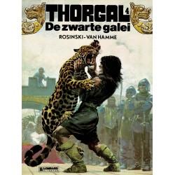 Thorgal - 004 De zwarte galei - herdruk