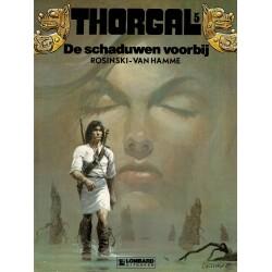 Thorgal - 005 De schaduwen voorbij - herdruk