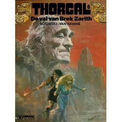 Thorgal - 006 De val van Brek Zarith - herdruk