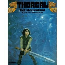 Thorgal - 007 Het sterrenkind - herdruk