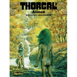 Thorgal - 008 Alinoë - herdruk