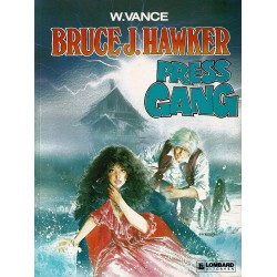 Bruce J. Hawker - 003 Press Gang - herdruk
