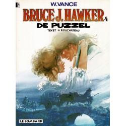 Bruce J. Hawker - 004 De puzzel - herdruk