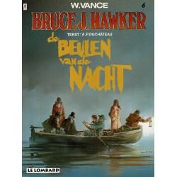 Bruce J. Hawker - 006 De beulen van de nacht - herdruk
