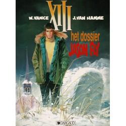 XIII - 006 Het dossier Jason Fly - eerste druk 1990