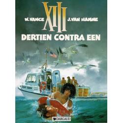 XIII - 008 Dertien contra een - eerste druk 1991