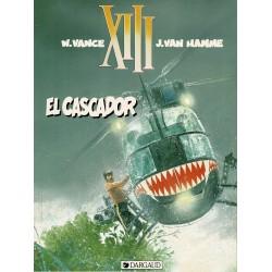 XIII - 010 El Cascador - eerste druk 1994