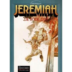Jeremiah - 016 De rode lijn - eerste druk 1992