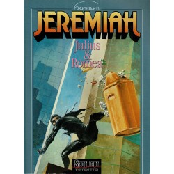 Jeremiah - 012 Julius & Romea - herdruk - Dupuis