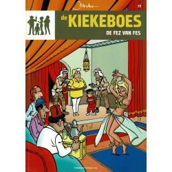 De Kiekeboes - 039 De fez van Fes - herdruk - Standaard Uitgeverij, 3e reeks