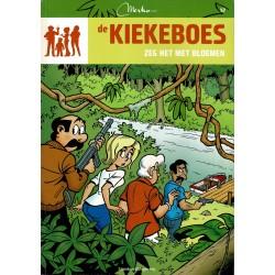 De Kiekeboes - 057 Zeg het met bloemen - herdruk - Standaard Uitgeverij, 3e reeks