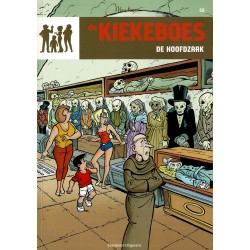 De Kiekeboes - 066 De hoofdzaak - herdruk - Standaard Uitgeverij, 3e reeks