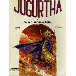 Jugurtha - 002 De Keltiberische helm - eerste druk 1977 - Lombard uitgaven