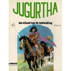 Jugurtha - 004 Het eiland van de opstanding - eerste druk 1979 - Lombard uitgaven