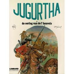 Jugurtha - 005 De oorlog van de 7 heuvels - eerste druk 1979 - Lombard uitgaven
