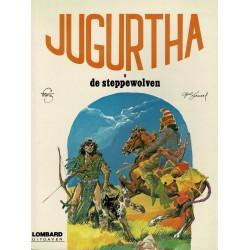 Jugurtha - 006 De steppewolven - eerste druk 1980 - Lombard uitgaven