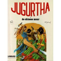 Jugurtha - 007 De Chinese Muur - eerste druk 1980 - Lombard uitgaven