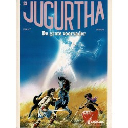 Jugurtha - 013 De grote voorvader - eerste druk 1985 - Lombard uitgaven