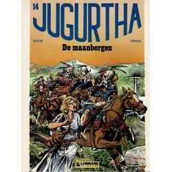 Jugurtha - 014 De maanbergen - eerste druk 1986 - Lombard uitgaven
