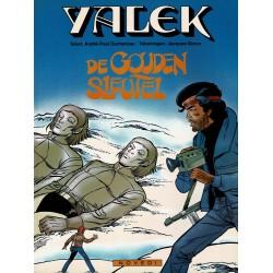 Yalek - 009 De gouden cirkel - eerste druk 1985 - Novedi uitgaven