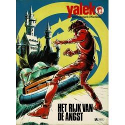 Yalek - 003 Het rijk van de angst - eerste druk 1974 - Rossel uitgaven